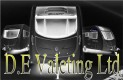 D.E Valeting Limited Logo
