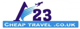 123 Cheap Travel Logo