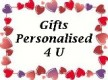 Gifts-personalised 4 U  title=