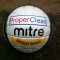 Proper Clean's match ball for Bashley Blades U14's